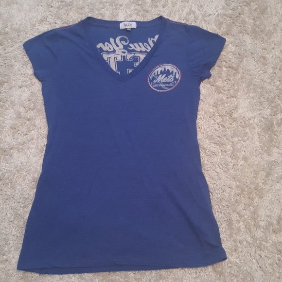 Touch Alyssa Milano Mets shirt aca75729c